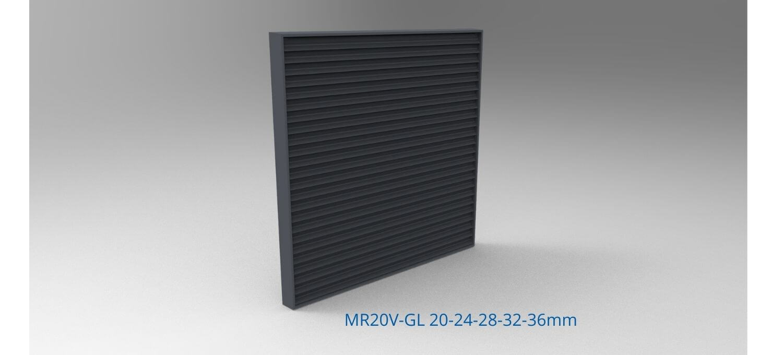 Tunal MR20V-GL-20-24-28-32-36mm