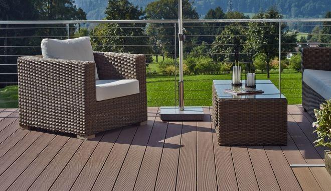Elegant, duurzaam en vlekbestendig terras