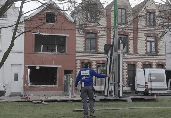 Huis gemaakt Kortrijk