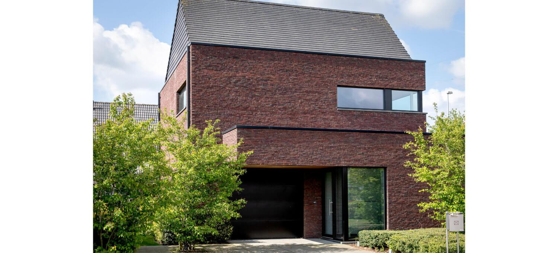 Moderne pvc ramen en deuren