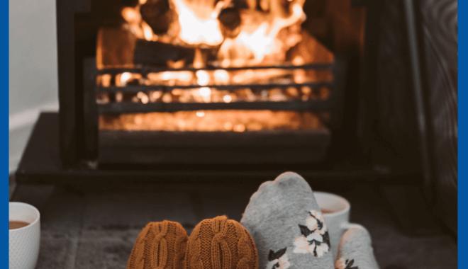 Pvc ramen in de winter
