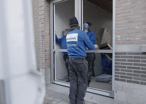 VTM huis gemaakt